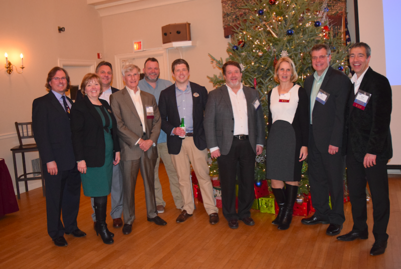 Current and past board members